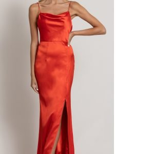 Cowl Neck Gown.JPG