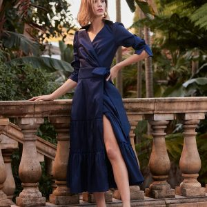 Tafetta wrap dress.jpg