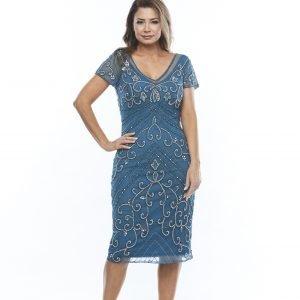 Sequin short sleeve dress.jpg