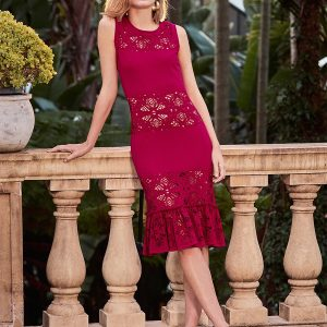 Jersey knit Frill Dress.jpg
