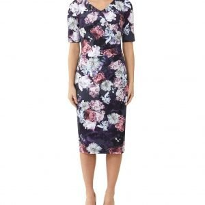short sleeve print dress.jpg