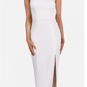One shoulder column gown.JPG