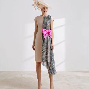 Cap sleeve Sheath Dress.JPG