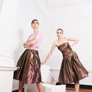 strapless bodice with boning Drop waist dress.JPG