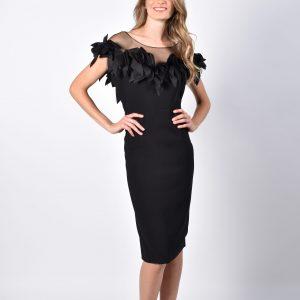 Petal Shoulder Dress.JPG