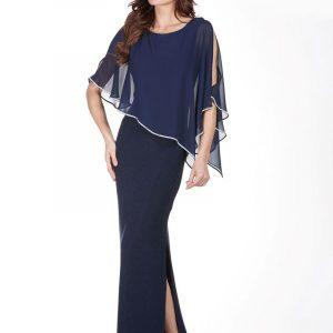 Chiffon Drape Maxi Dress.JPG